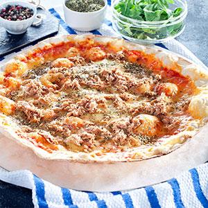 Tonyina i Formatge - Hey Mamma - Restaurante Pizzeria