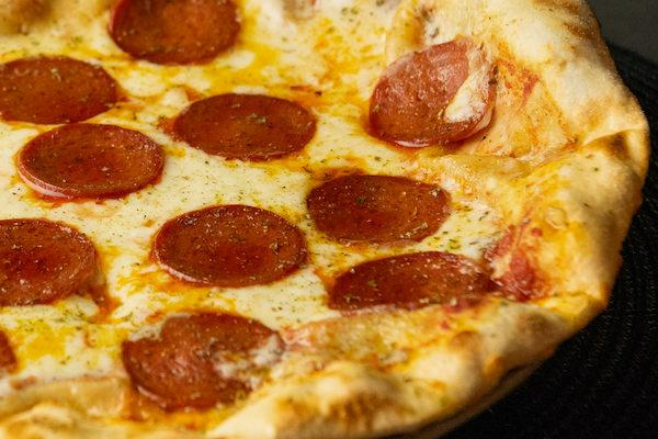 Pepperoni y queso