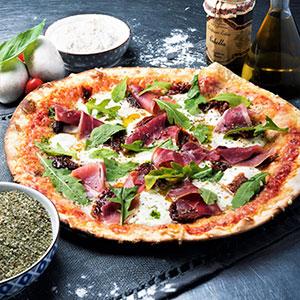 Reina Burrata - Hey Mamma - Restaurante Pizzeria