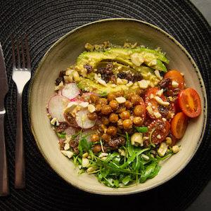Poke bowl Vegetal